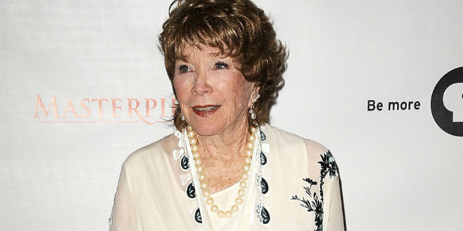 The Daily Dolt: Shirley MacLaine