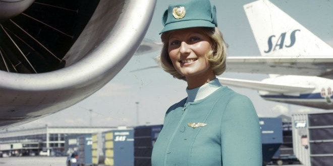 "The Daily Retro Pic: A ""Stewardess"""